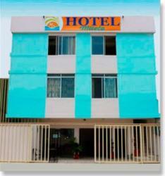 Hotel Mileto, Eduardo Aspiazu (Avda. sexta) entre 24 de Mayo (calle 22) y Lupercio Bazán (calle 23) (Dos cuadras atrás del  banco de Guayaquil ubicado en el Malecón de Salinas), 240209, Salinas