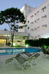 Aero Park Hotel, Avenida Santos Dumont, 1516, 86039-090, Londrina