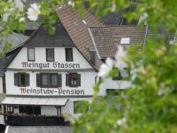 Weingut - Pension Stassen, Hauptstr. 60, 55413, Oberheimbach
