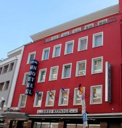 Drei Könige Dom Hotel, Marzellenstr. 58 - 60, 50668, Cologne