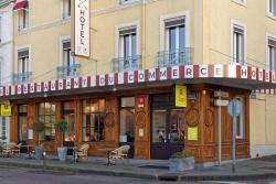 Logis Hôtel Du Commerce, 20, Av. De La République, 71400, Autun