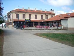 Hostal Puente Fitero, Calle de Santa María,s/n, 34468, Itero de la Vega