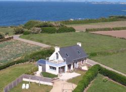 Villa de La Plage de Groach Zu, Keradennec, 29233, Cléder