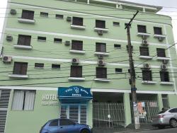 Hotel Villa Brites, Rua Santa Cecília, 225 - Bairro Matriz, 09370-110, Mauá