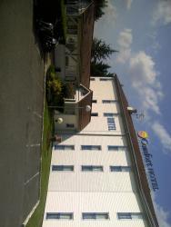 Comfort Hotel Lagny Marne-la-Vallée, 21, Rue Jacquard, 77400, Lagny