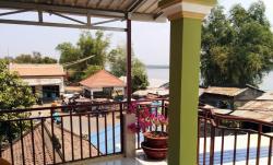 Phalla Riverside, Tmorkol, Mekong river,, Kampong Cham