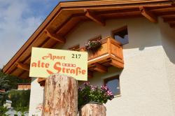 Apart Alte Straße, Alte Straße 217, 6543, Nauders