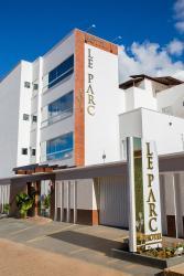 Le Parc Hotel, Rua Doze de Outubro, nº 204 - Bairro: Santa Rita, 46400-000, Caetité