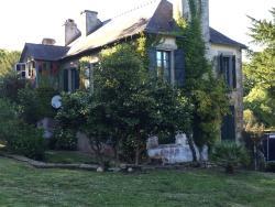 Villa Route de Brouel, Route de Brouel - LE GUERRIC, 56780, Locmiquel
