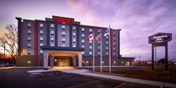 Hampton Inn by Hilton Sarnia/Point Edward, 1492 Venetian Blvd.   , N7T 7W6, Point Edward