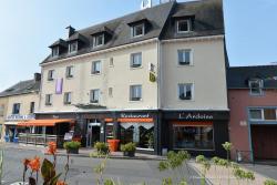 Logis Hôtel.com Restaurant l'Ardoise, 14 place de l'Eglise, 35137, Bédée