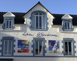 Les Glycines, 17 Place de l'église, 56190, Billiers