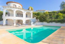 Villa Costa Nova, Carrer de La Perdiu n 5, 03730, Balcon del Mar