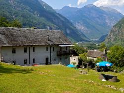 Apartment Cevio-Boschetto 1425,  6675, Visletto