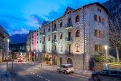 Hotel Spa Termes SERHS Carlemany, Avenida Carlemany, 4. Escaldes - Engordany, AD700, Andorra la Vella