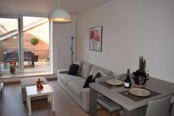 Apartment Aurora, Lange Meersstraat 4 bus 1a, 8900, Ieper