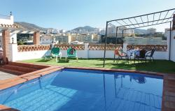 Holiday Home Torrox with Fireplace 12,  29770, Torrox