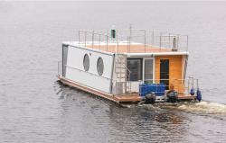 Holiday Home De luxe twin King Houseboat 2, , Jyväskylä