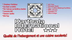 Karthala International Hotel, M'vouni Grande Comores (COMORES),, Chindini