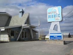 Motel Manic 2000, 2791 boulevard Laflèche, G5C 1E6, Baie-Comeau