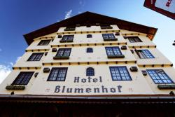 Hotel Blumenhof, Rua das Missões, 103, 89051-000, Blumenau
