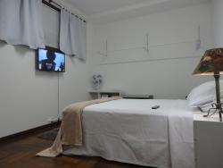 Hospedaria Casa Real, Rua Juvenal Chaves, 74 Apto. 101, 36328-000, Santa Cruz de Minas