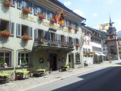 Hotel zum Schwarzen Löwen, Tellsgasse 8, 6460, Altdorf