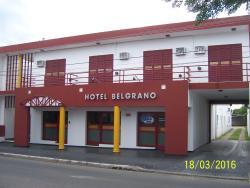 Hotel Belgrano, Belgrano 1440, 5700, San Luis