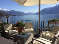 Hotel Ristorante Posta Al Lago, Via Cantonale 53, 6613, Ronco sopra Ascona