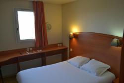 Hôtel balladins Aulnay / Garonor, 3 rue Anatole Sigonneau, 93150, Le Blanc-Mesnil