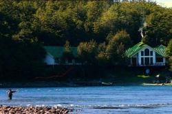 Patagonia Baker Lodge, Carretera Austral Km 3, Ruta Puerto Bertrand Cochrane, 6050000, Puerto Bertrand