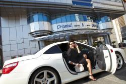 Cristal Hotel Abu Dhabi, Zayed The First, Street # 7, Zone 1 (Elektra Street),, Abu Dhabi