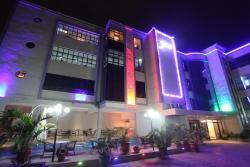 Vey Plaza Hotel Kinshasa, 1 maman vey C/Mbinza meteo c/ngaliema,, Kinshasa