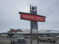 Airport Chalet, 91634 Alaska Highway, Y1A 3E4, Whitehorse