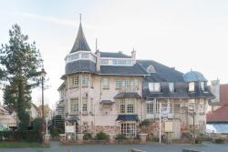Hotel Villa La Tourelle, Vondellaan 4, 8420, De Haan