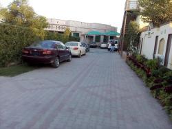 Hotel Executive Lodges, Baghdad Railway Station, University Road, Bahawalpur, 63100, Bahawalpur