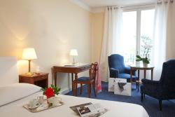 Hotel Royal Saint-Mart, 6 Avenue De La Gare, 63130, Royat