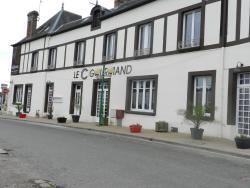 Le C Gourmand, 1 Place Saint Pierre, 61500, Sées