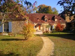 Chambres d'Hôtes et Roulotte Jeandemai, Lieu-dit Jeandemai, 24260, Audrix