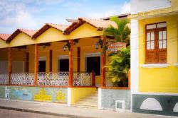 Pousada Paraguassu, Avenida Salvador Pinto, 3 - Centro, 44360-000, São Félix