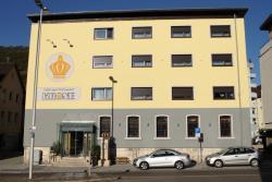 Hotel & Restaurant Krone, Stuttgarter Str. 148, 73312, Geislingen an der Steige