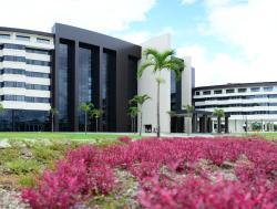 Grand Hotel Djibloho, Djibloho, Oyala, Wele-Nzas, Equatorial Guinea,, Oyala