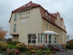Hotel Pränzkow, Salutstraße 51, 08066, Zwickau