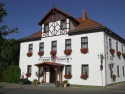 Landgasthof & Hotel Krone, Erfurter Landstrasse 22, 99334, Ichtershausen