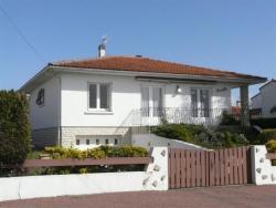 Villa Au Calme 1, 3 Rue Alexandre Fleming, 17640, Saint-Palais-sur-Mer