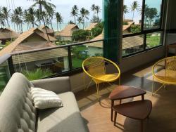 Carneiros Beach Resort Flat, Rua Litoranea 100/302 Block D, 55578-000, Tamandaré