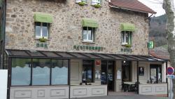 Hôtel Restaurant Chaléat Sapet, Place De La Faurie, 07290, Satillieu