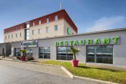 Campanile Roissy - Aéroport CDG - Le Mesnil Amelot, Rue Du Stade Sauvanet, 77990, Le Mesnil-Amelot