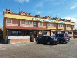 Hostal Botafumeiro, Carretera Madrid-Coruña, km 203, 47120, Mota del Marqués