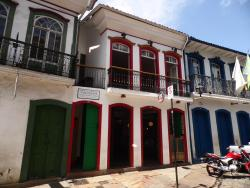 Varanda Hostel E Galeria De Arte, Rua São José, 183 - Centro, 35400-000, Ouro Preto